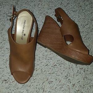 Cute Brown Heels